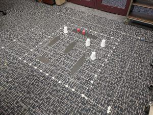 Battleship layout