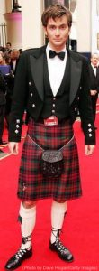 tennant in kilt
