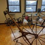 Pendulum Spinning Wheel