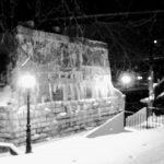 Pillar by Oswego River Walk Oswego, NY
