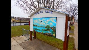 Henley Park Sign