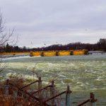 river gate